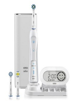 Oral-B Pro 7000 Smart Series White Electronic Toothbrush