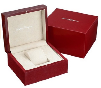 Salvatore Ferragamo Men's Analog Display Quartz Silver Watch