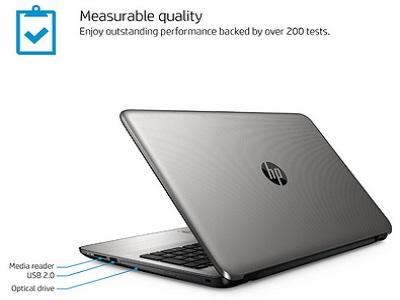 HP Notebook 15.6-Inch Laptop