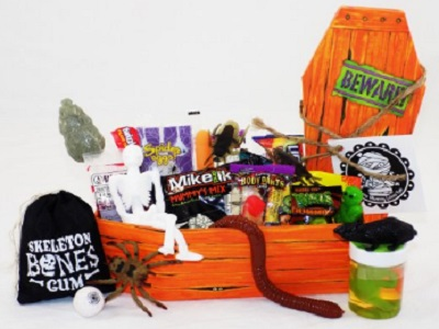 Some Mummy Loves You Halloween Gift Basket