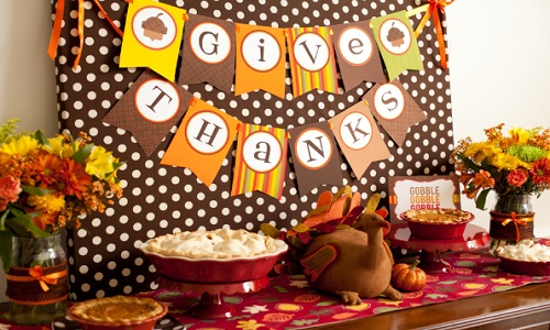 7 Affordable Thanksgiving Decoration Ideas
