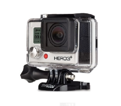 GoPro HERO3 Plus Silver Edition