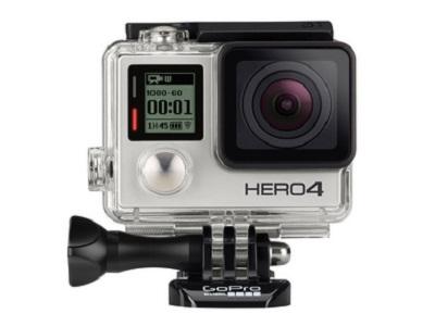 Refurbished GoPro HERO4 Silver