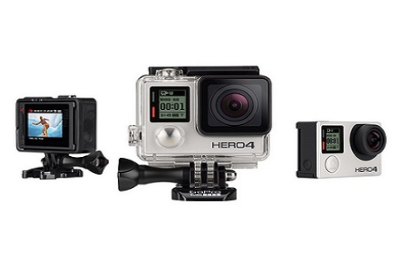 Refurbished GoPro HERO4 Silver