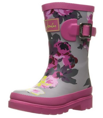 Joules JNR Girls Welly Rain Boot