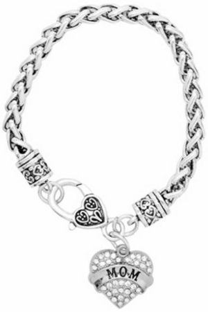Mother's Day Gift For Mom Bracelet Engraved Gift