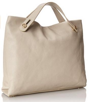 Skagen Mikkeline Satchel OT Shoulder Bag