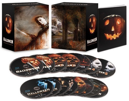 Halloween – The Complete Blu-Ray Collection