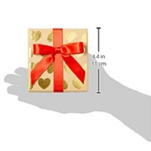 Amazon Gift Card In Gold Hearts Box