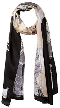 Vince Camuto Women's Color Wash Oblong Scarf