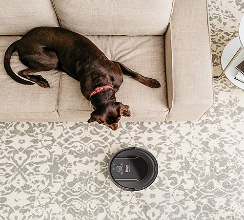 Shark Ion Robot Vacuum R85 Wifi-Connected With Powerful Suction