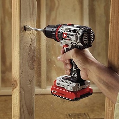 Porter Cable 20V Max Lithium Ion 2 Tool Combo Kit
